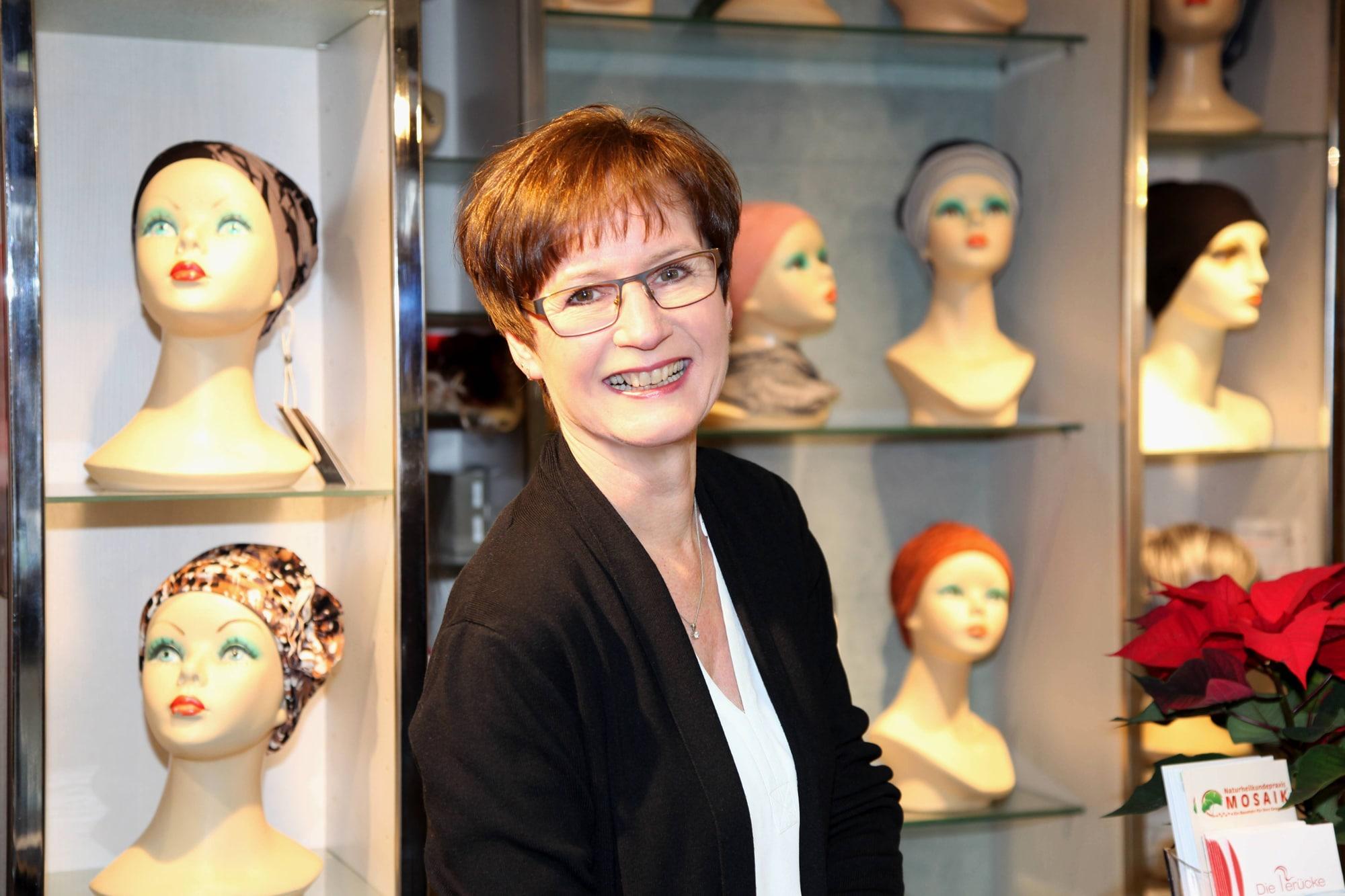 Birgit Kröger Die Perücke Hannover