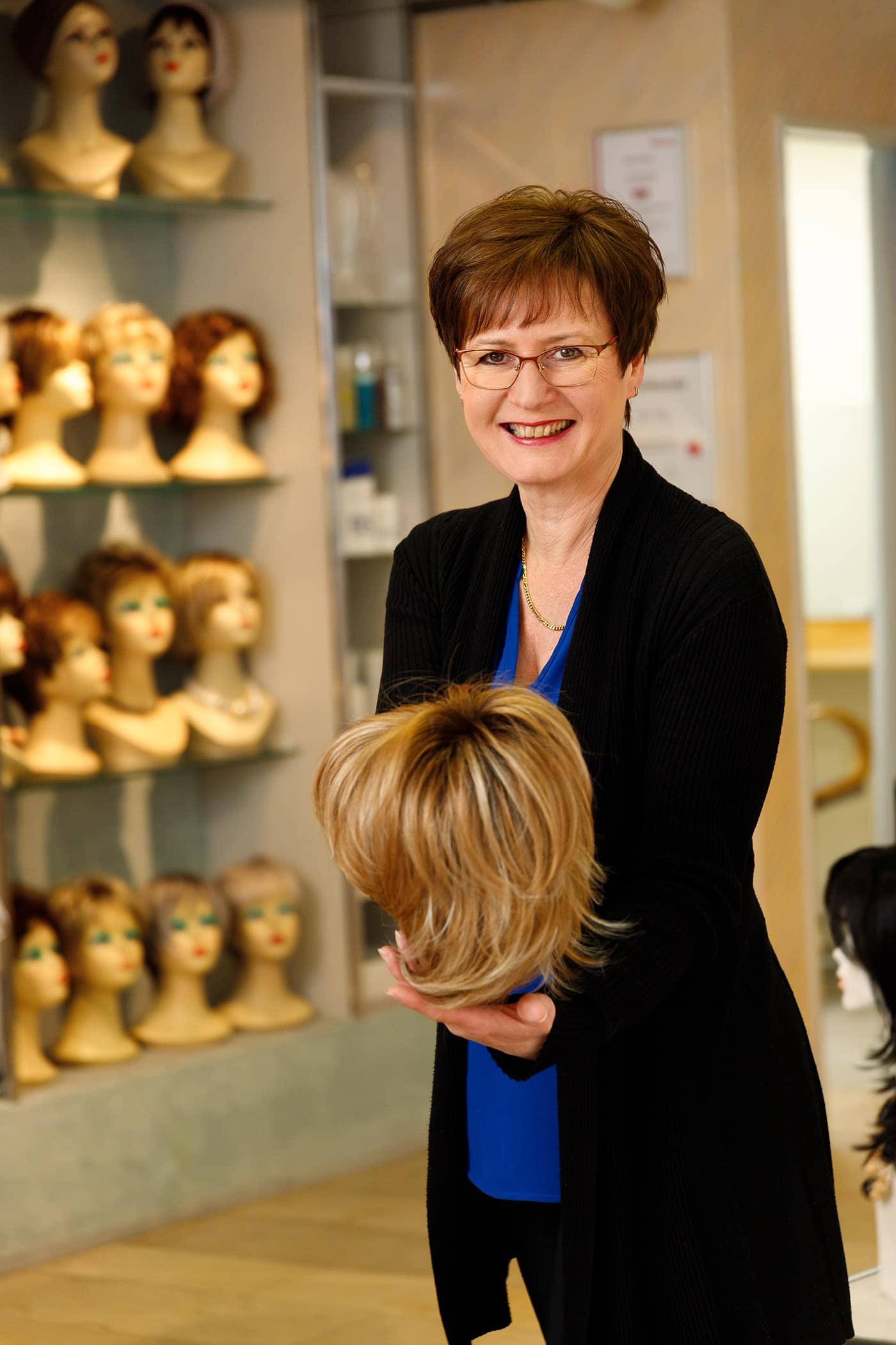 Haarstudio Die Peruecke Hannover Birgit Kroeger
