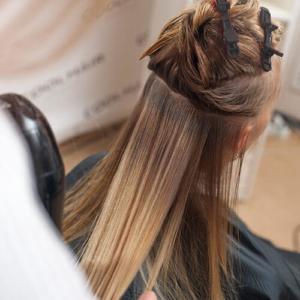 Hairweaving_Methode